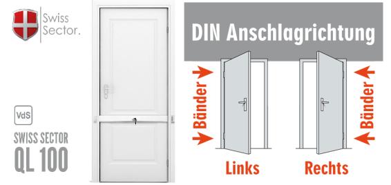 Querriegelschlösser Swiss Sector sichern Türen und Ihr Haus in Kreuzberg, Schöneberg und ganz Berlin