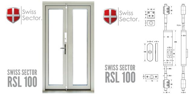 Swiss Sector Stangenschloss günstig bestellen bei  Samuel Sicherheitstechnik in Berlin-Kreuzberg.
