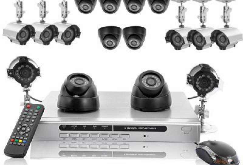 Videoüberwachung-Angebot für Unternehmen Räume mit 360° Kameras und Wärmebild Angebot in Berlin Kreuzberg Schöneberg.
