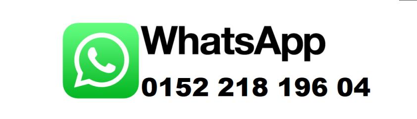 Kontakt über WhatsApp Schlüssel-Notdienst 24h in Berlin-Kreuzberg, Schöneberg und ganz Berlin.
